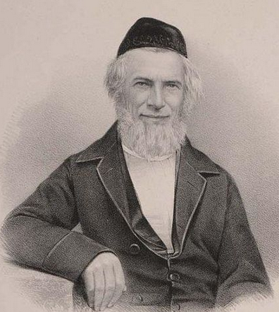 Rabbi Jaakow Ettlinger SZL