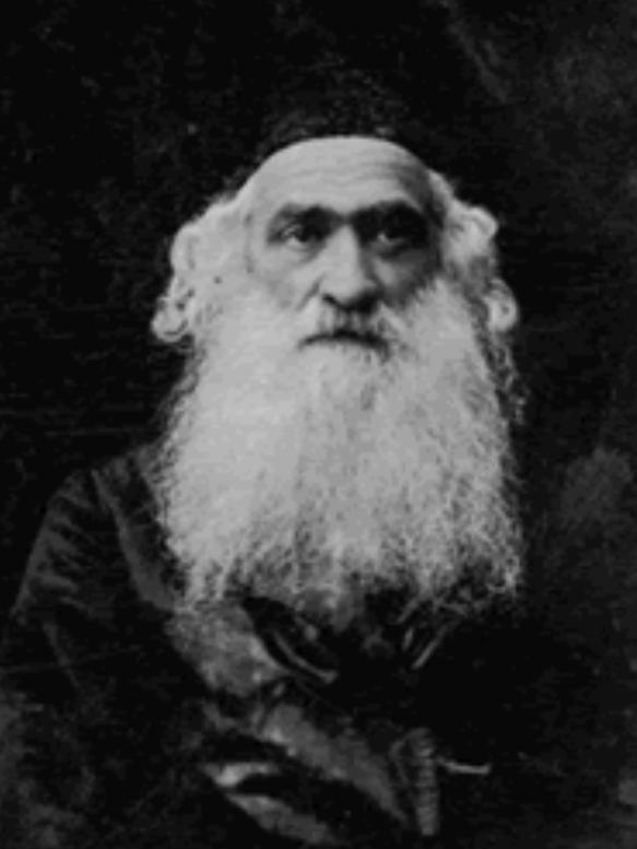 Raw Mordechai Rosenblatt (Reb Mottele Oschmianer) SZL