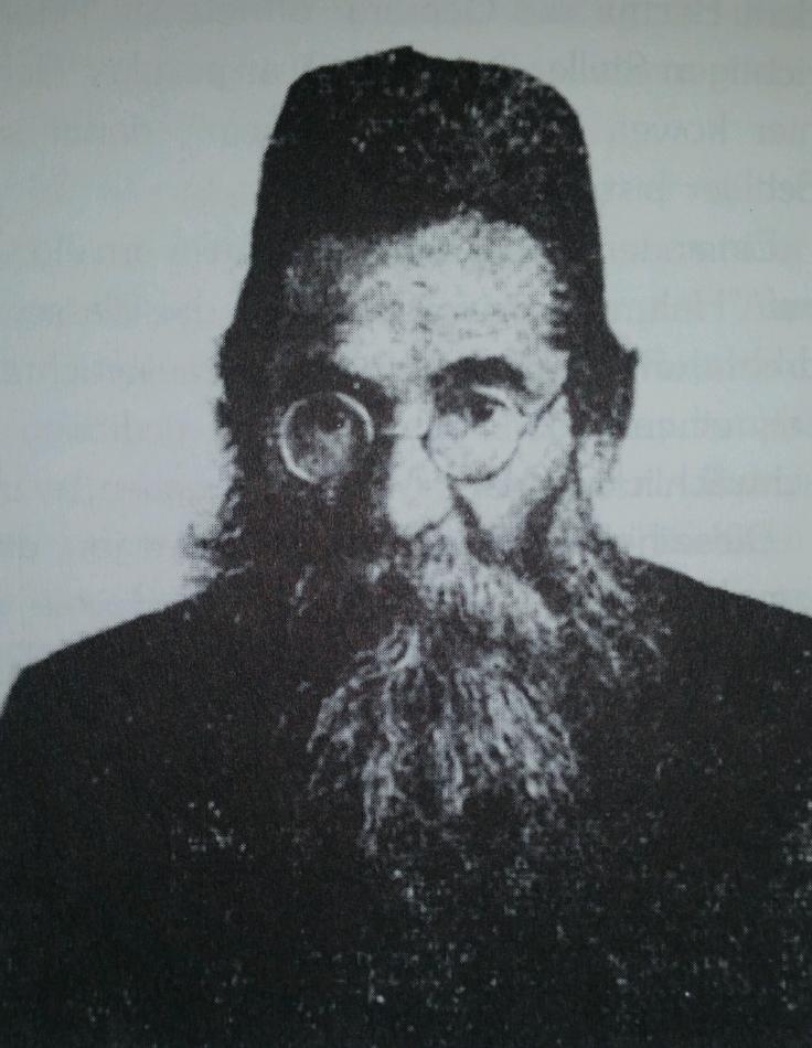 Rabbi Jehuda Leb Chassman, 1896-1935. Verfasser Or Jahel