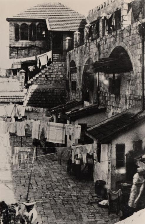 Batei Machse im jüdischen Viertel von Jeruschalajim