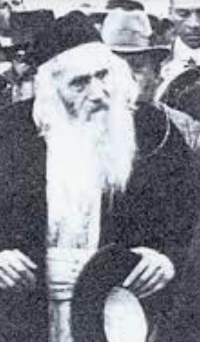 Raw Jossef Chaim Sonnenfeld SZL